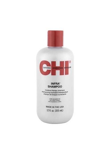 Chi Chi İnfra Parabensiz Nem Dengeleyici Şampuan 355 Ml Renksiz